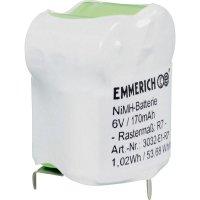 Speciální NiMH akupack Emmerich R7 6 V SLF