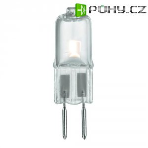 Halogenová žárovka Sygonix, G6.35, 28 W, 50 mm, stmívatelná, teplá bílá
