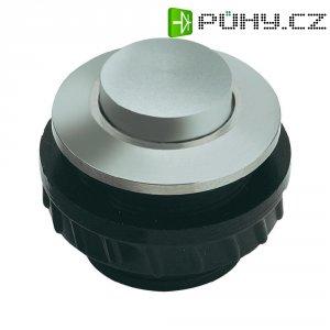 Zvonkové tlačítko Grothe Protact 62016, max. 24 V/1,5 A, hliník