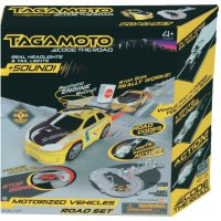 Sada autíčka a dráhy Tagamoto Road Set
