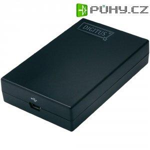 Adaptér USB ⇒ VGA, Digitus