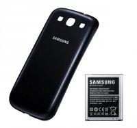 Samsung originální baterie EB-K1G6U pro Samsung Galaxy S III, 3000mAh, černá EB-K1G6USUG