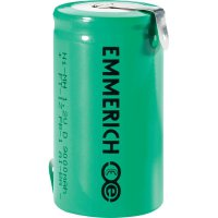 Akumulátor NiMH Emmerich velké mono 9000 mAh