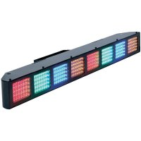 DMX LED barevný reflektor ADJ Color Burst 8, 1216200002, 25 W, multicolour