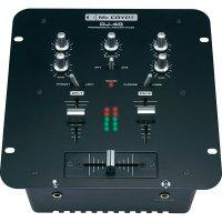 DJ mixážní pult Mc Crypt DJ-40Black-Edition