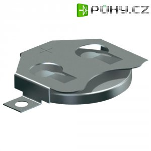 Držák na knoflíkovou baterii CR2320/CR2325 Keystone, SMD