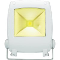 Venkovní LED reflektor Renkforce SPC10H2 WW, 10 W, teplá bílá
