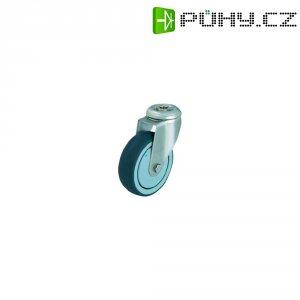 Otočné kolečko se závitem pro šroub, Ø 80 mm, Blickle 574228, LKRXA-TPA 80G-11