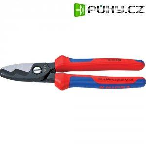Nůžky na stříhání kabelů se dvěma břity Knipex 95 12 200, 200 mm