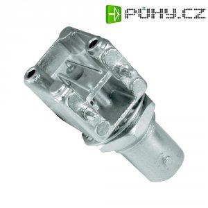 BNC vestavná kovová zdířka Amphenol B6252HB-NPP3G-50, 50 Ω