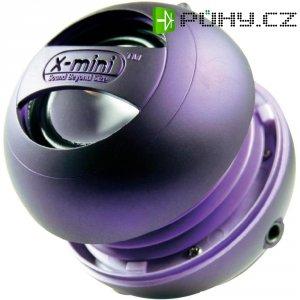 Mini reproduktor X-mini II Capsule, fialový