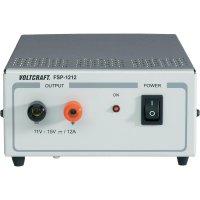 Spínaný síťový zdroj Voltcraft FSP-1212, 12 VDC, 12 A