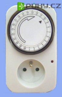 Mechanické spínací hodiny