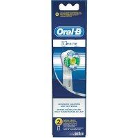 Náhradní hlavice pro elektrický zubní kartáček Oral-B 3D White EB18-2, 2 ks