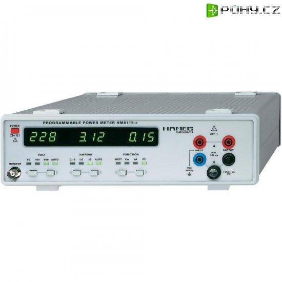 Přístroj pro měření výkonu Hameg HM8115-2 - Kliknutím na obrázek zavřete
