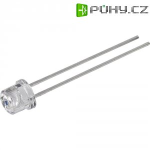 PIN fotodioda Osram Components SFH 203 P, 5 mm, vyz.úhel ± 75° 400-1100 nm