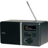 DAB+ rádio TechniSat DigitRadio 300, FM, černá