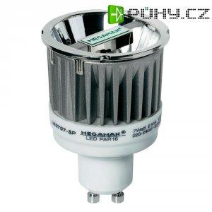 LED žárovka, GU10, 7W, teplá bílá, Megaman