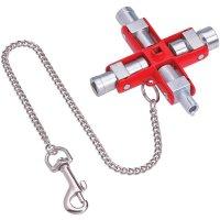 Univerzální klíč k rozvodným skříním Knipex