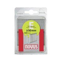 Upevňovací hřebíky Novus typ J/16, 044-0063, 1000 ks
