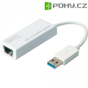 Síťový adaptér USB 3.0 Digitus Gigabit Ethernet