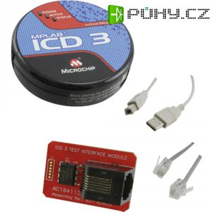 Debugger MPLAB ICD 3 Microchip Technology DV164035