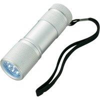 Kapesní LED svítilna 9 LED, MX0089, 210 lux