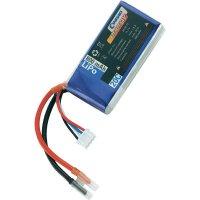 Akupack Li-Pol (modelářství) 11.1 V 800 mAh 20 C Conrad energy otevřené kabelové koncovky