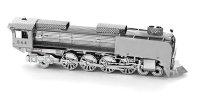 3D metallic puzzle Lokomotiva