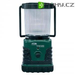 Kempingová LED lucerna Camp 200 LiteXpress, zelená