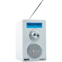 DAB+ rádio Imperial Dabman 10, FM, bílá