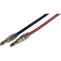 Kabel s koncovkou motoru Modelcraft, 1 pár, 2,5 mm, zástrčky
