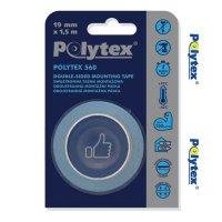 Oboustranná lepící pěnová páska ANTICOR POLYTEX 560, šíře19mm, 1,5m