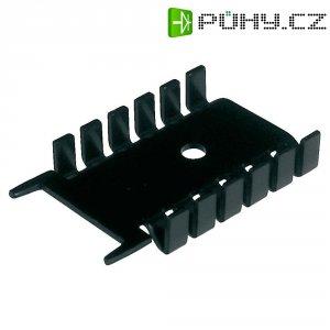 Speciální chladič Assmann WSW V5641B-T pro TO 220, 35,8 x 22,3 x 6,4 mm, 21 K/W