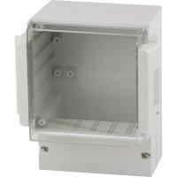 Skříň regulátoru Bopla RCP1700, (š x v x h) 166 x 161 x 121 mm, šedá (RCP 170(0))