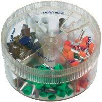 Kabelové dutinky - sortiment v