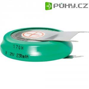 NiMH knoflíkový článek Emmerich 1,2 V 170 H, SLF