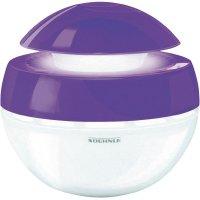 Ultrazuvkový zvlhčovač vzduchu Soehnle Airfresh Plus, 0,15 l/h, bílá/fialová