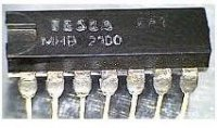 MHB2100 - posuvný registr MIS, DIL14