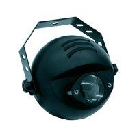 DMX LED reflektor Eurolite PST-9 W TCL, 51916200, 9 W, barevná