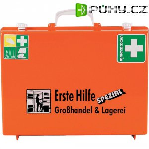 Kufřík první pomoci Söhngen 0360127, pro sklady