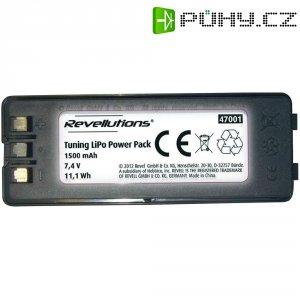 Akupack Li-Pol (modelářství) Revellutions, 7.4 V, 1500 mAh