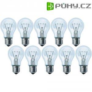 Žárovky Philips E27, 60 W, 10 ks