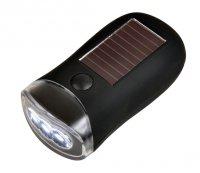 VELAMP Solární cyklistické světlo IN318E