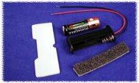 Držák baterie Hammond Electronics BH2AAW