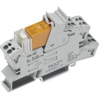 Patice s malým spínacím relé WAGO 788-508, 230 V/AC, 16 A, 1 přepínací kontakt