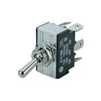 Páčkový spínač SCI R13-28B-01, 250 V/AC, 10 A, 1 ks