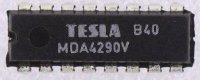 MDA4290V elektronické korekce DIL16