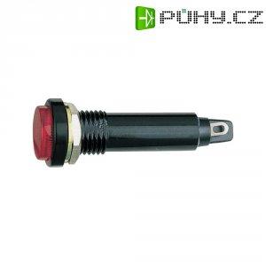 LED signálka BD-1025, 12 V, červená