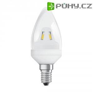 LED žárovka Osram, E14, 4 W, 230 V, 120 mm, teplá bílá